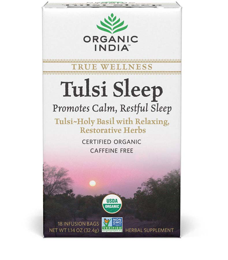 Organic India Tulsi Sleep Tea