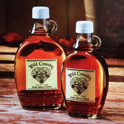 Wild Country Maple Syrup Organic Country Pure