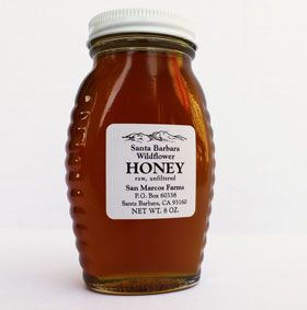 San Marcos Farms Sage Cold Packed Honey