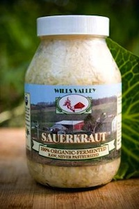 Wills Valley Sauerkraut