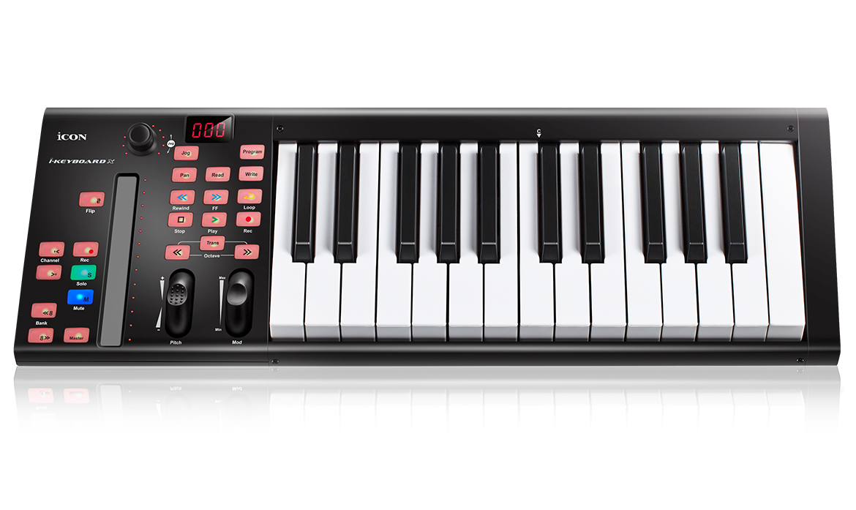 live keyboarder vst