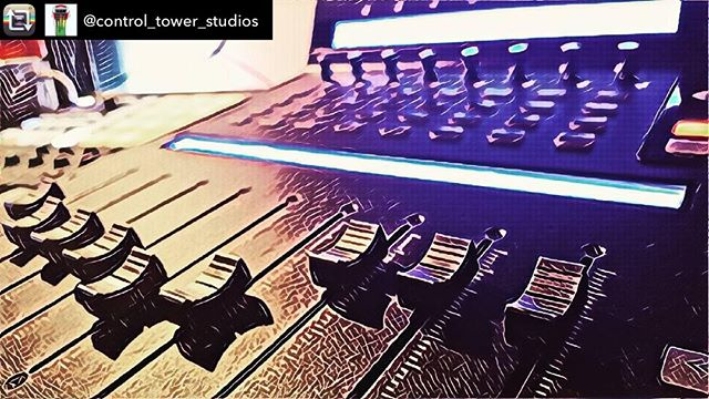 We #love those #faders #qconprox