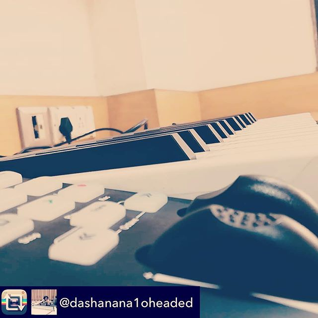 Repost from @dashanana1oheaded using @RepostRegramApp – @iconproaudio #minimidi #dashanana #produser #hip-hop #fl_studio12 #india