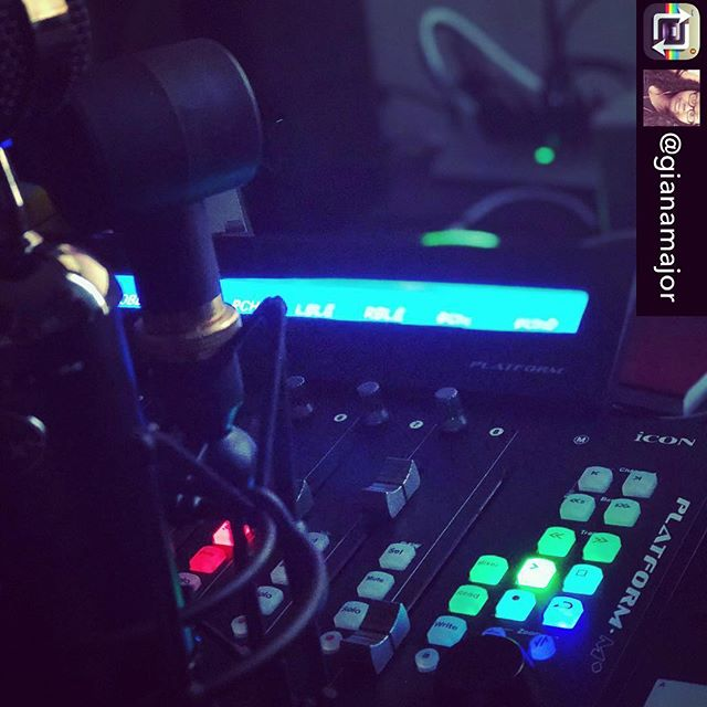 Small yet mighty 🏽🏽🏽🏽 #PlatformM+ #IconProAudio #BeastMode | Repost from @gianamajor using @RepostRegramApp – This little board is a beast!!! Super convenient for mixing beats and vocals 🏽 shoutout @iconproaudio @bluemicrophones ———————————————————————Buy Beats: GianaMajorBeats.com (Link In Bio)———————————————————————#bluemicrophones #iconproaudio #iconpro #beats #engineer #beatmaker #producer #homestudio #inthestudio #femaleproducer #audioengineer #beatsforsale #instrumentals #gianamajor #levels #musicproducer #studio #mixing #iconplatformm #iconplatformmplus #bluemic #vocals #hooks #beatswithhooks