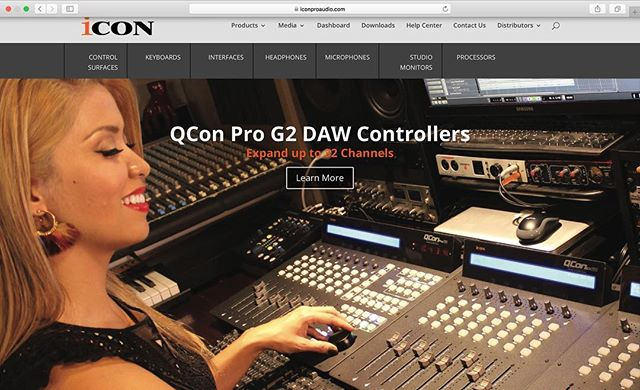 Expand your DAW controllers! Visit our website (https://iconproaudio.com) to find out how 🤟🏼🤟🏼