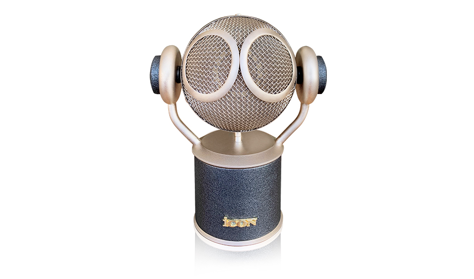 Martian Microphone by Icon Pro Audio