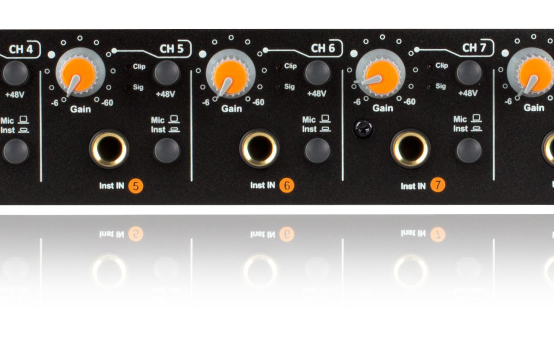 UMix 1010 Rack Review – The Lonely Rocker