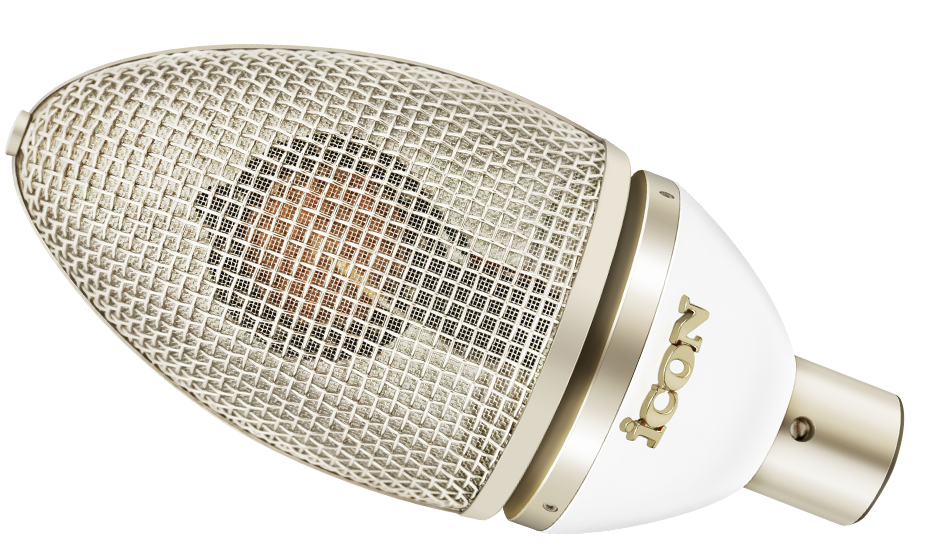 Cocoon large diaphragm condenser microphone