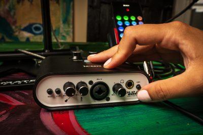 Icon Pro Audio Duo22 Live audio interface