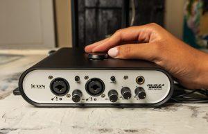 Icon Pro Audio Duo44 Live Audio Interface