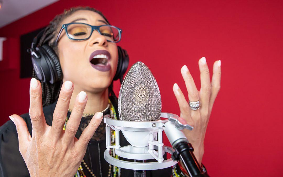 """Giant"" iCON Pro Audio Space Series Microphones"