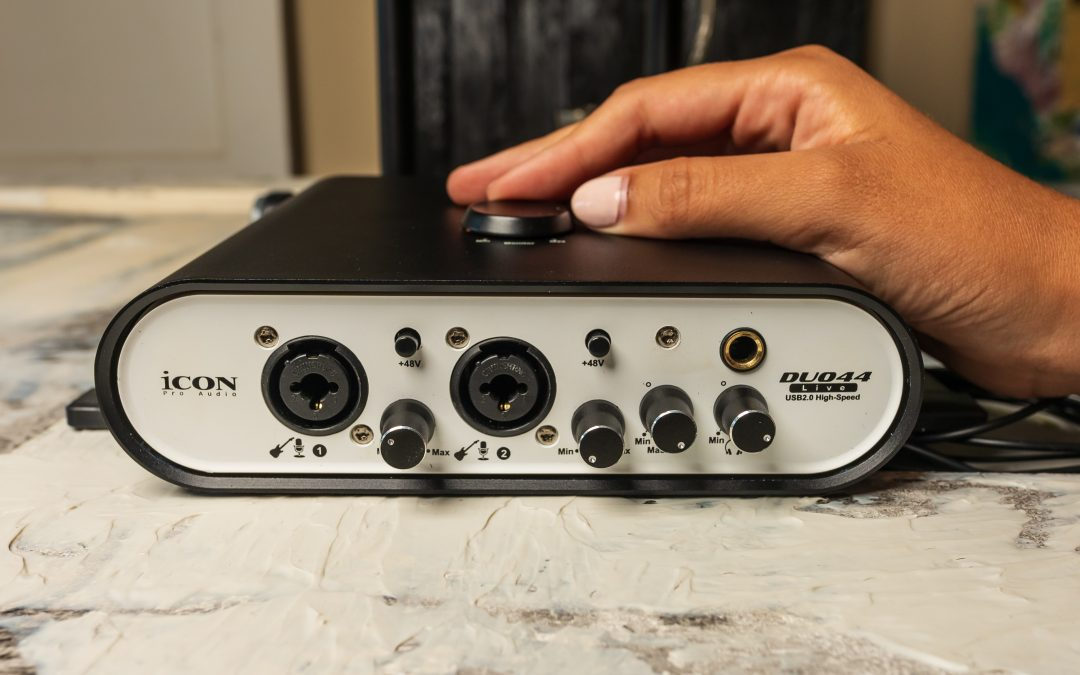 Duo 44 Live Audio Interface Review
