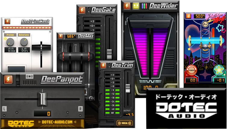 Dotec Audio Plugin Bundle for iCON Pro Audio ProDriver4