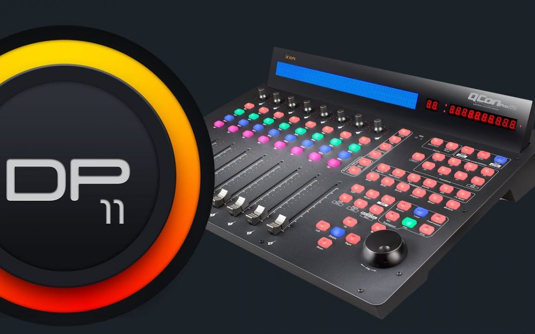 DP11 Offers Improved Integration With Digital Performer