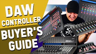 Which iCON DAW Controller is Best for You? Lonely Rocker iCON DAW Controller Comparison