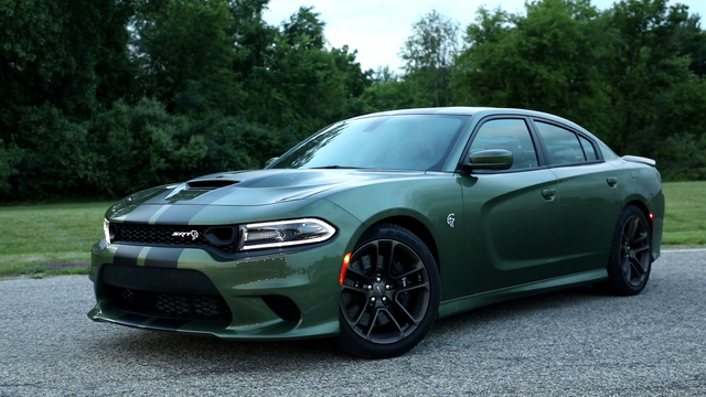 FCA US Media - FCA Canada: 2019 Dodge Charger and Charger SRT Fact Sheet