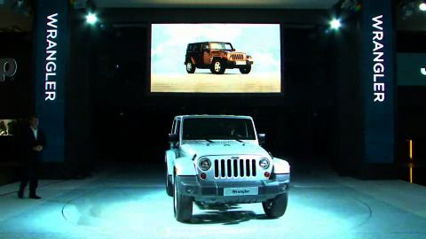 FCA US Media - Jeep® Brand Debuts New Vehicles, New