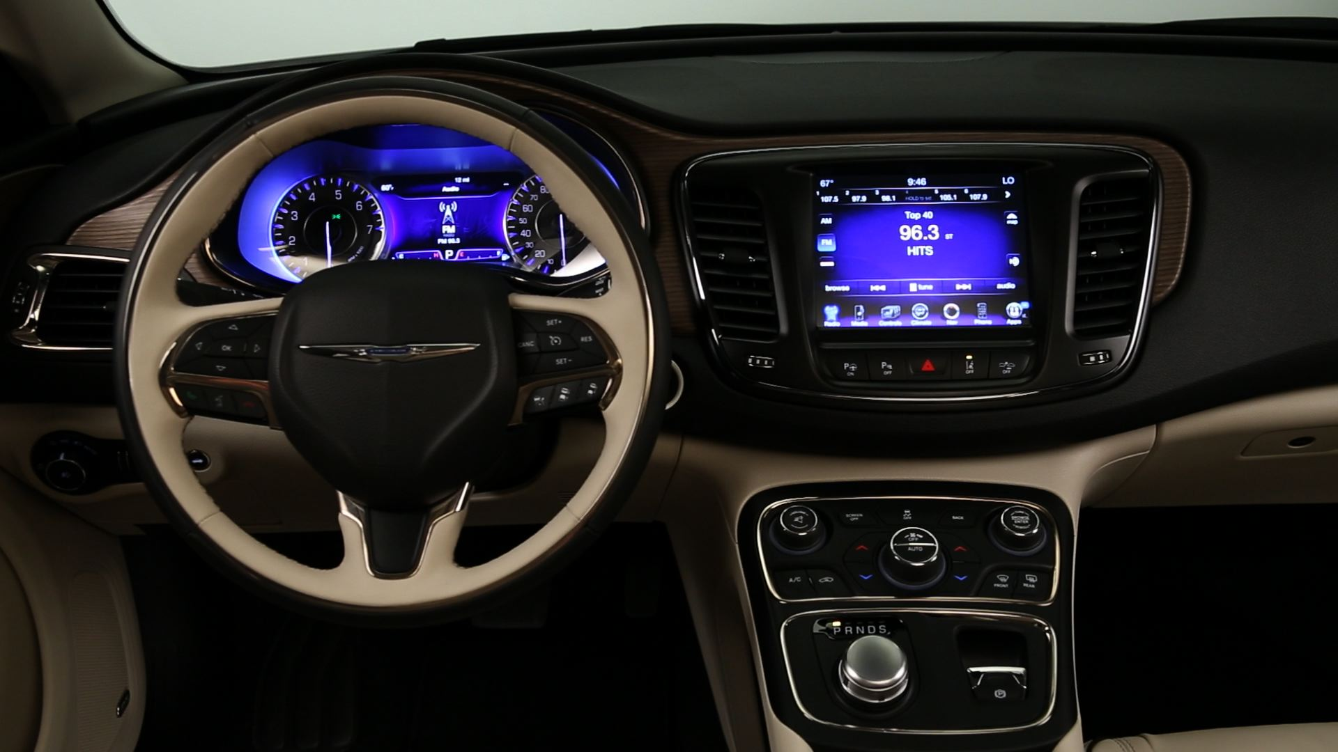 FCA US Media - All-New 2015 Chrysler 200 Delivers Array of