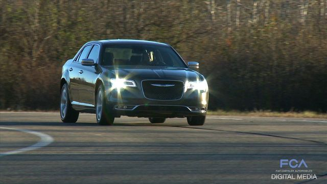 FCA US Media - New 2015 Chrysler 300: Return of the Big, Bold