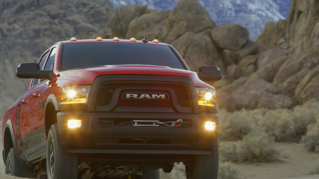 FCA US Media - New 2017 Ram Power Wagon – The Ultimate Off