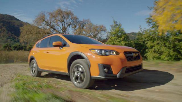 2018 Subaru Crosstrek Premium- Running Footage