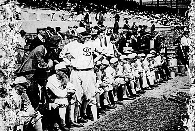 1919 World Series Chicago Blacksox