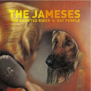 """The Jameses, """"The Haunted Rider"""" b/w """"Rat People"""""""