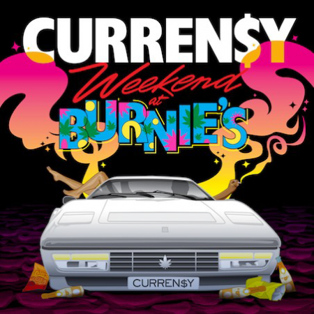 Curren$y Weekend At Burnies