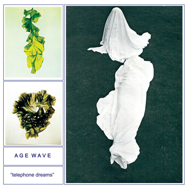 """Age Wave, """"Telephone Dreams"""" 7-inch"""
