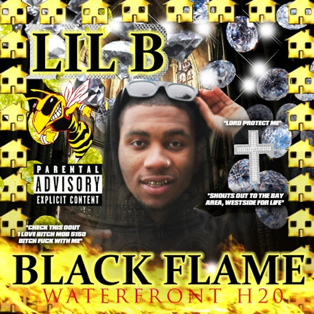 Lil B's Black Flame mixtape - New Music - IMPOSE Magazine