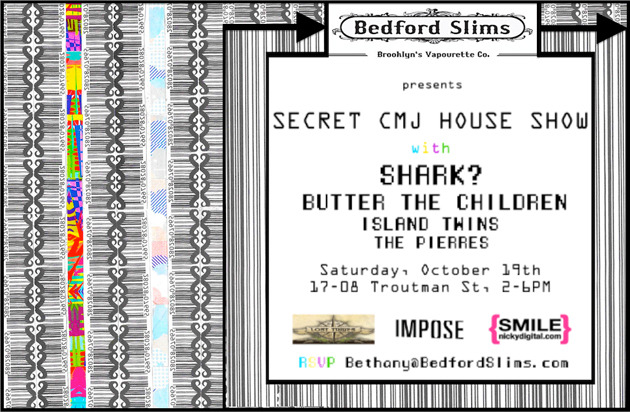 Bedford Slims house party