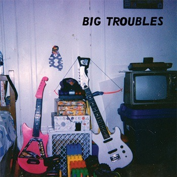 "Big Troubles, ""Bad People"" b/w ""Drastic and Difficult"" cover"