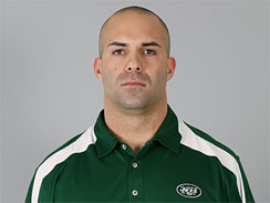Jets Strength and conditioning coach Sal Alosi