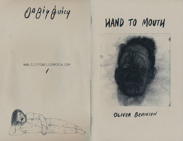 deep valley zine hand to mouth