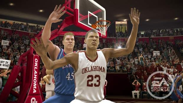 NCAA Basketball EA Sports