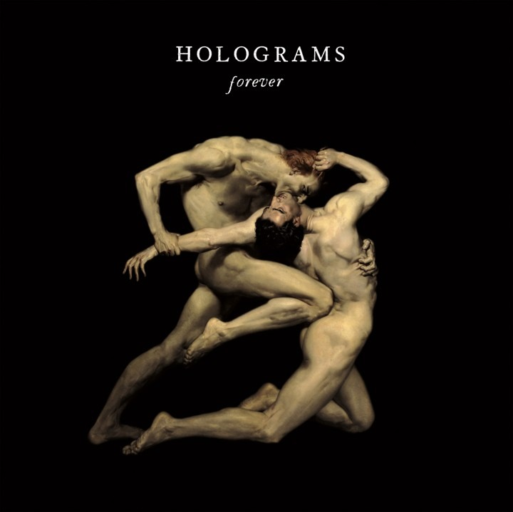 Holograms LP cover