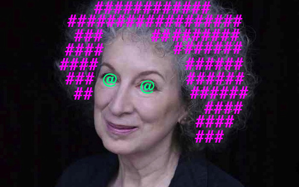 Margaret Atwood Has 319017 Followers On Twitter - Bookish