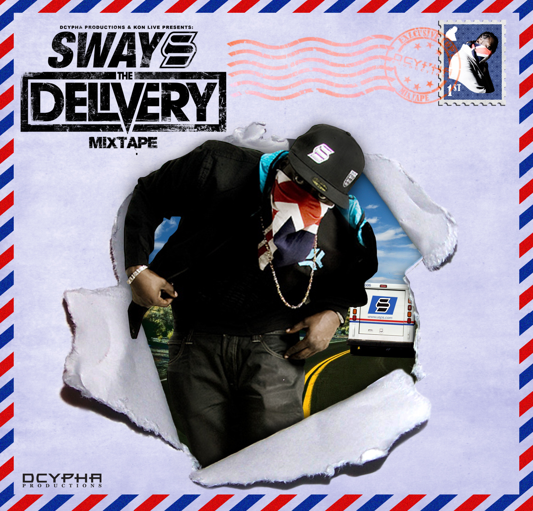 sway the delivery mixtape