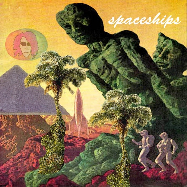 Spaceships, Cool Breeze Over the Mountain