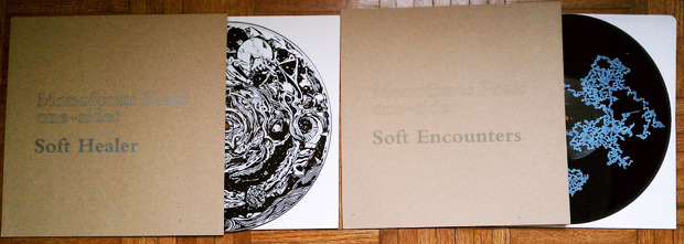 Soft Healer and Soft Encounter one-siders from Monofonus Press
