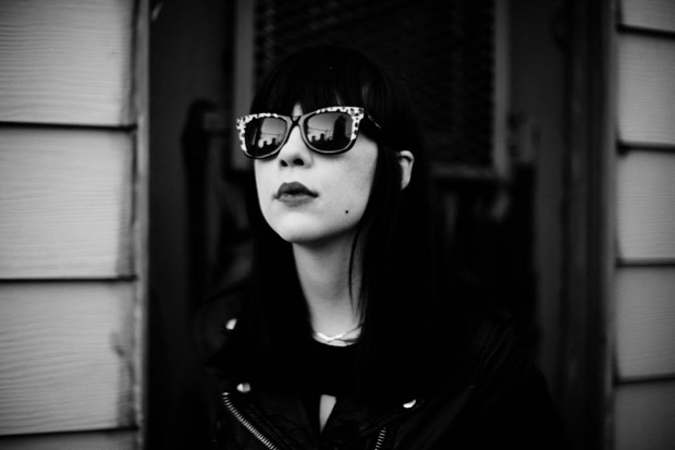 Dum Dum Girls' Dee Dee