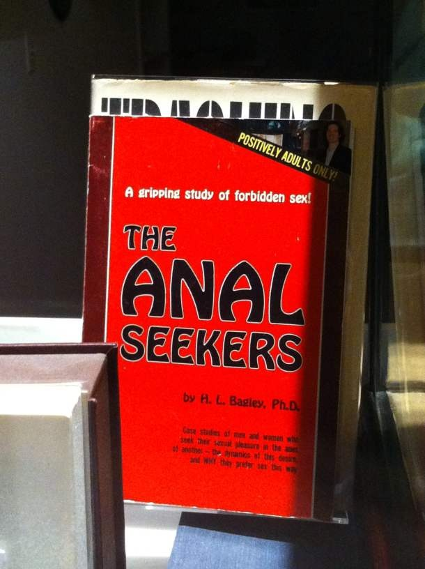 The Anal Seekers