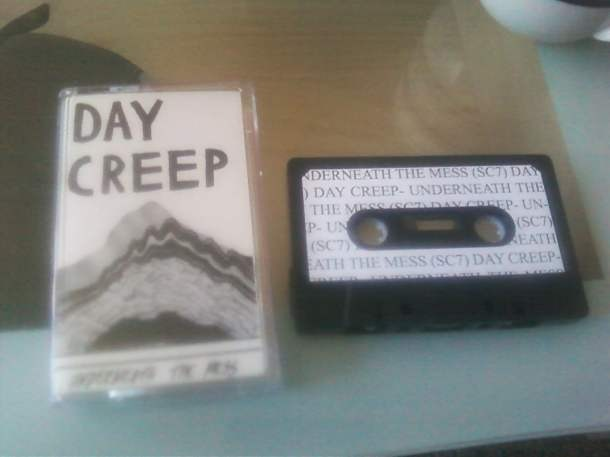 Day Creep Underneath The Mess Tape