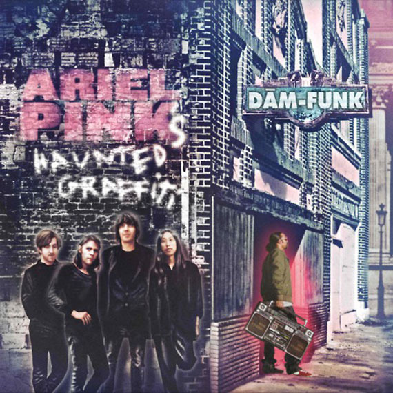Dam Funk remix of Ariel Pink