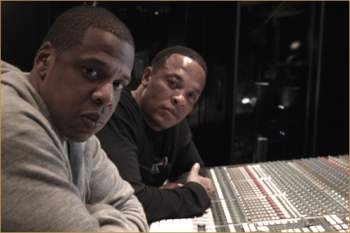 dr. dre and jay-z