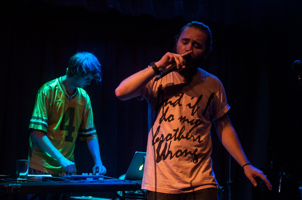 Milo, billy woods, PremRock and more at Spike Hill - Photos