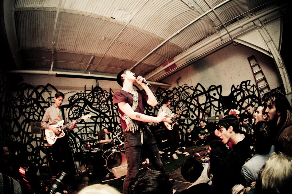 Iceage at 285 Kent