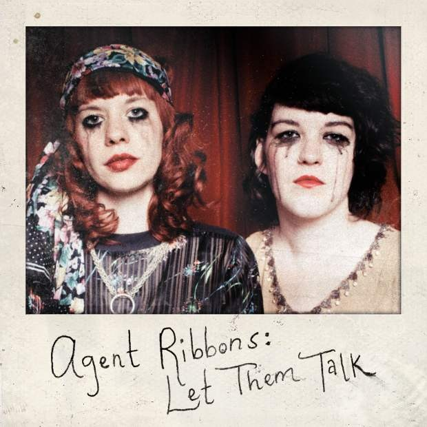 Agent Ribbons Let Them Talk EP