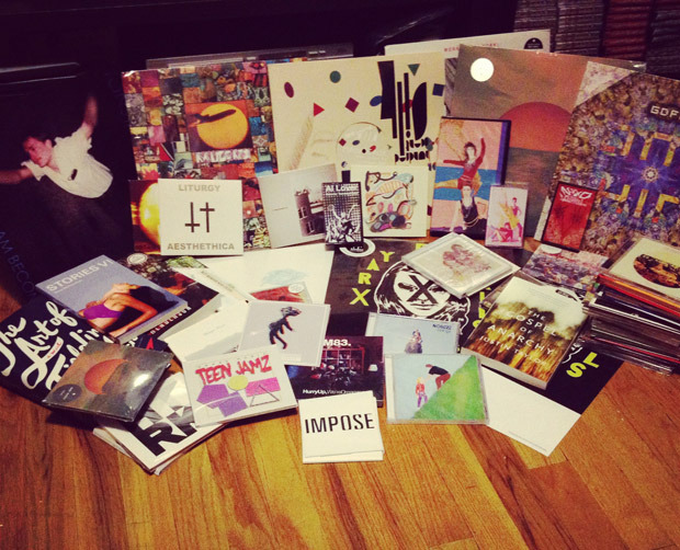 Records for best of 2011 contest