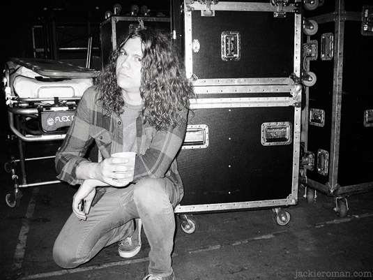 Jay Reatard photo by Jackie Roman